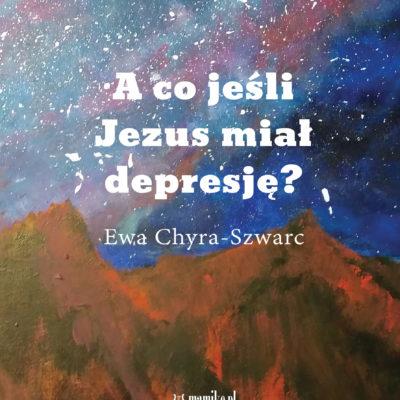 """Nie święta rodzina – recenzja tomiku """"A co jeśli Jezus miał depresję?"""""""